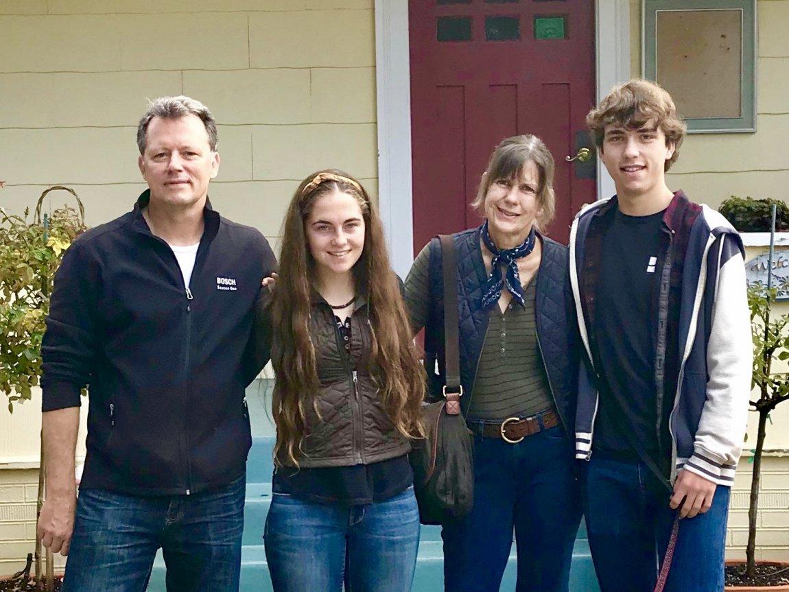 Joe and Katie family blog