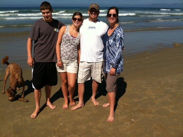 Danielleandfamily