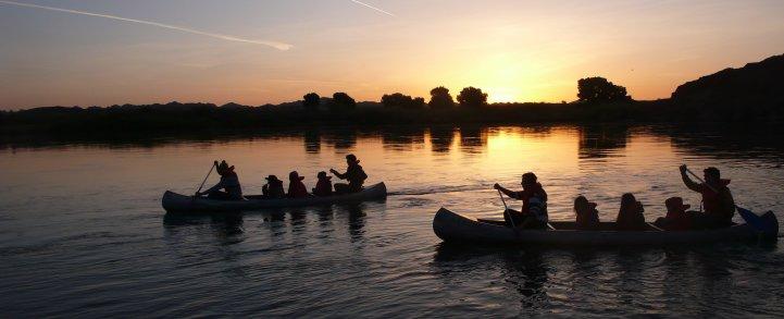 Homepage Canoe