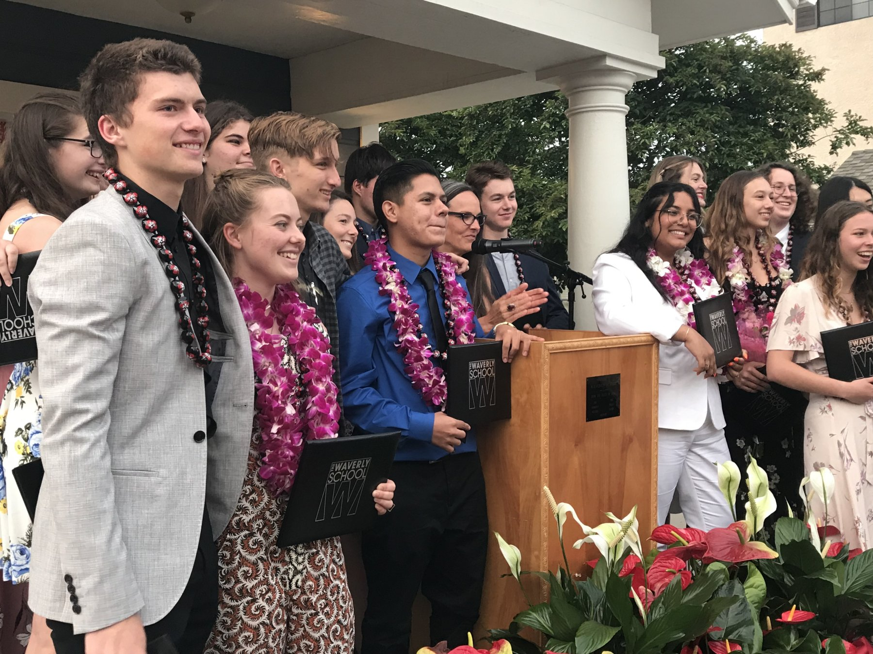Heidi 2019 HS Graduation